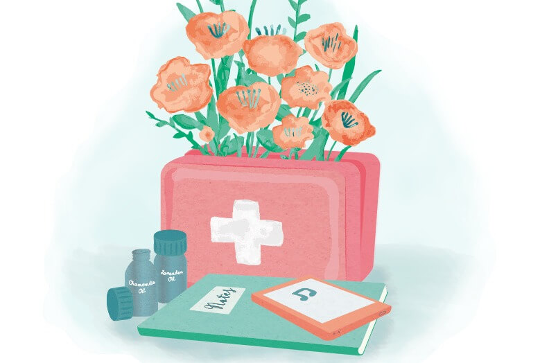 Making Your Own Mental Health First Aid Kit